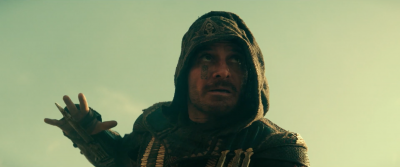 assassin's creed movie, new assassins creed clip