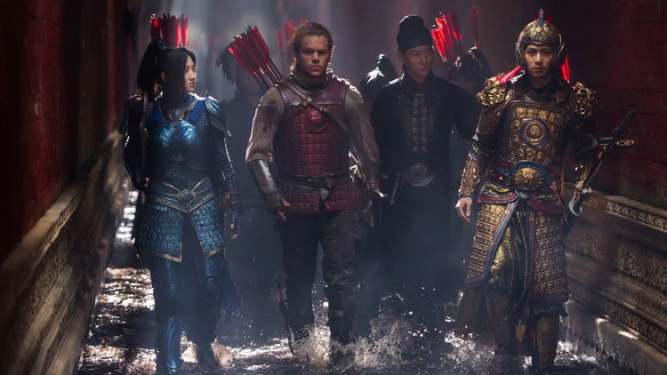 'The Great Wall' Delivers Monster Numbers at Chinese B.O.