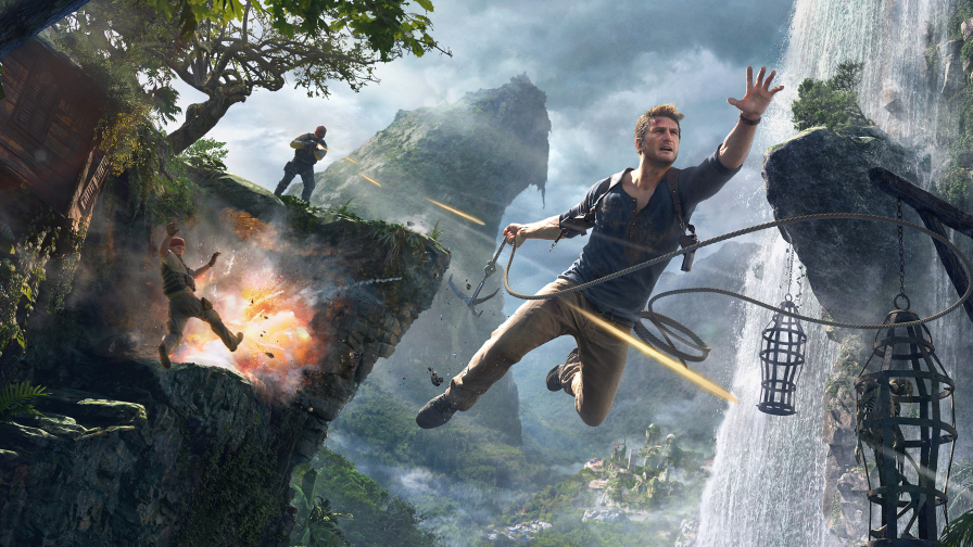 Is Tom Holland Teasing Production Return of Uncharted?