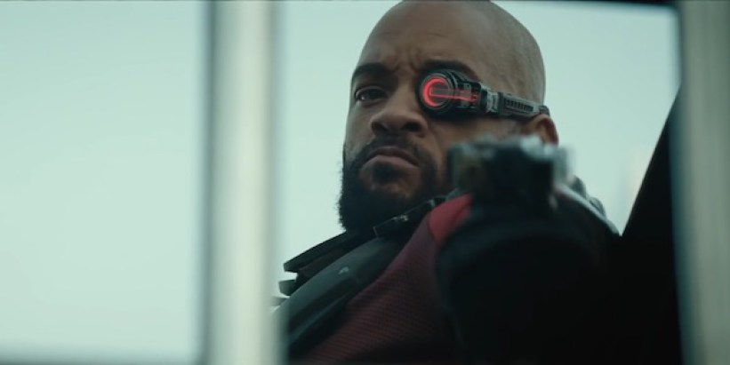 Will Smith on Choosing Deadshot Over 'Independence Day: Resuregence'