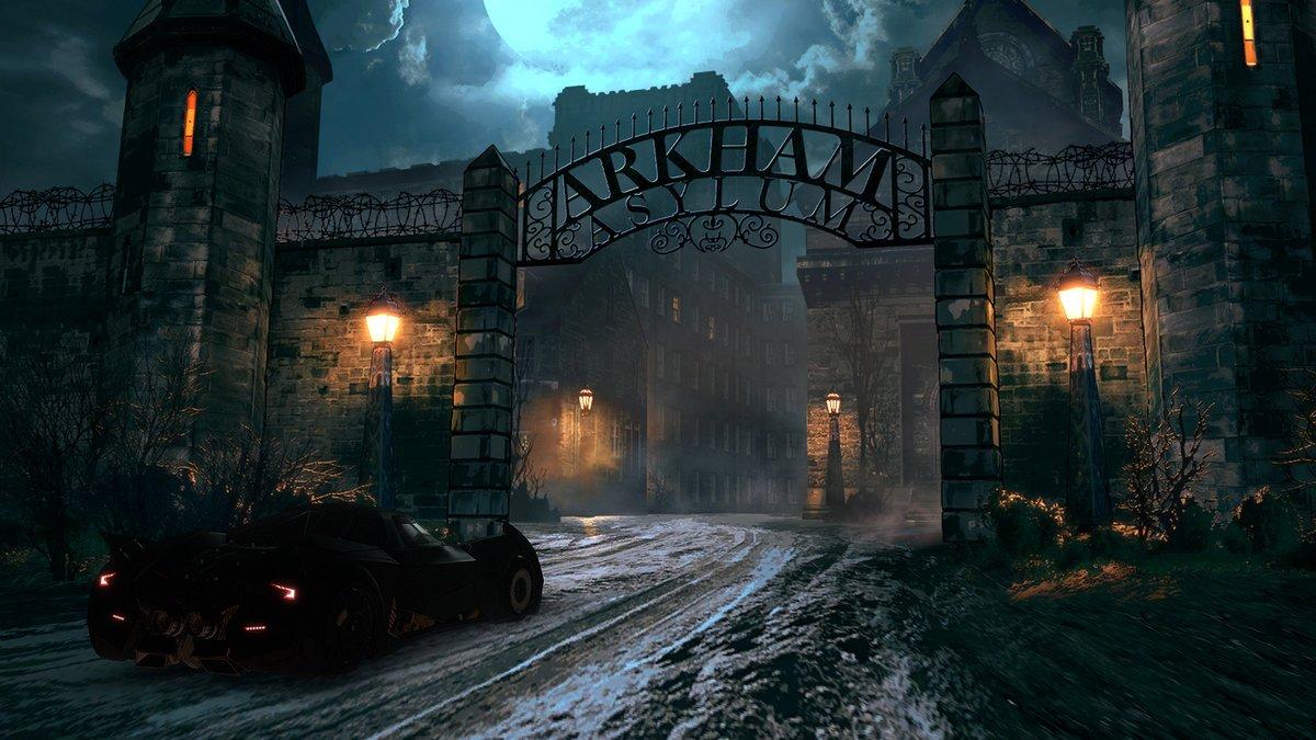 Lunatics Run the Asylum in the Telltale 'Batman' Finale Trailer