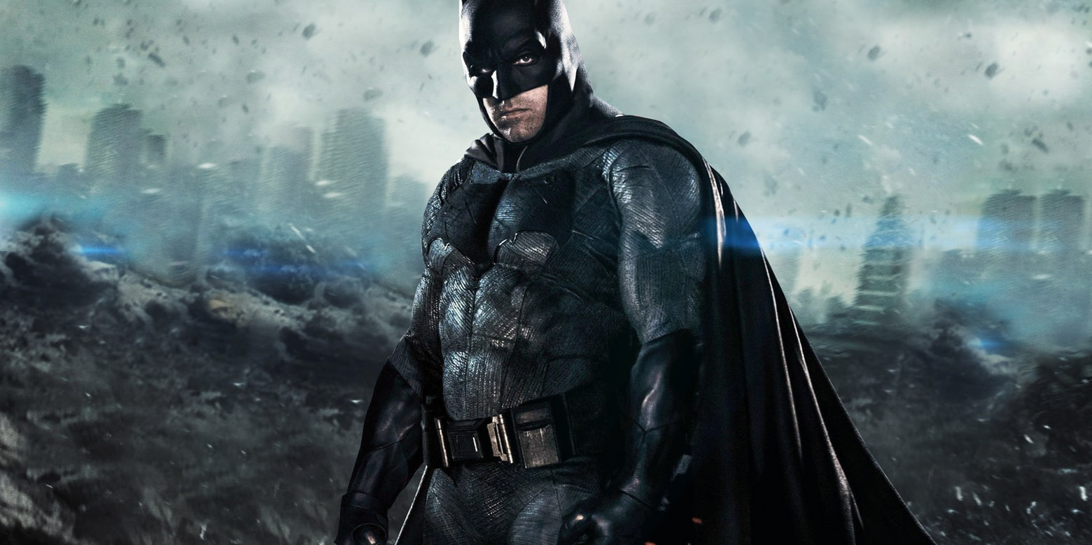 Affleck on Batman's Cinematic Past, His Solo to Shoot in Spring