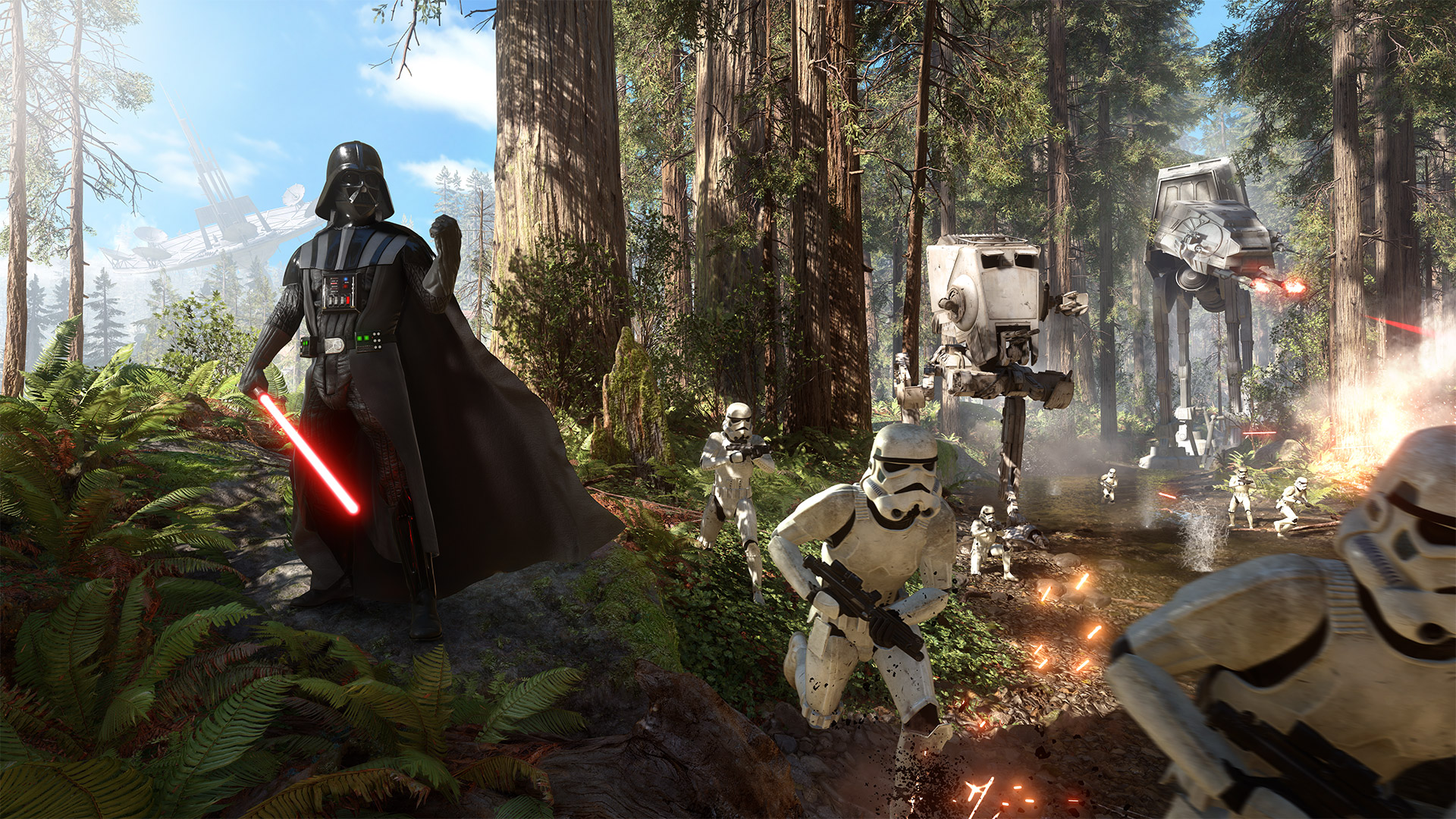 'Star Wars Battlefront 2' Will Have a Single-Player Campaign, DICE Confirms