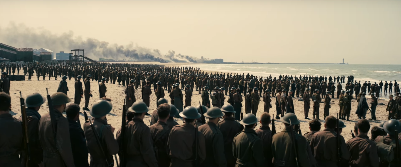 'Dunkirk' Gets a Harrowing New Trailer