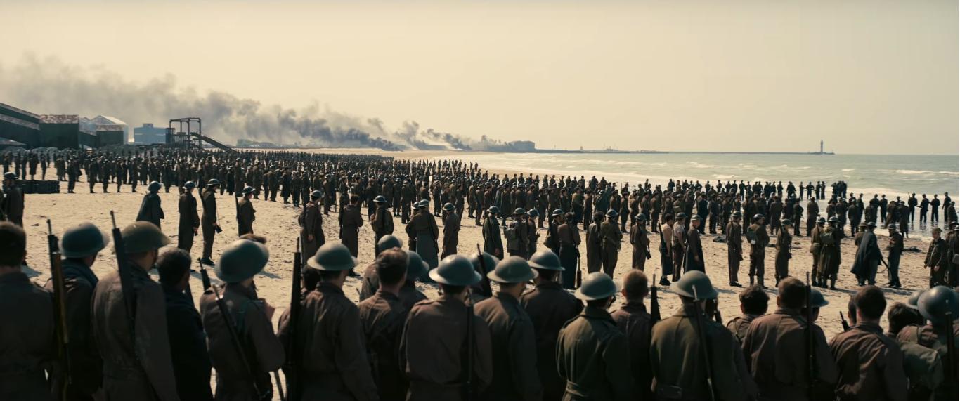 'Dunkirk' Gets a Harrowing New Trailer