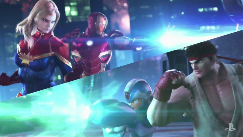 'Marvel vs. Capcom: Infinite' Announced for 2017