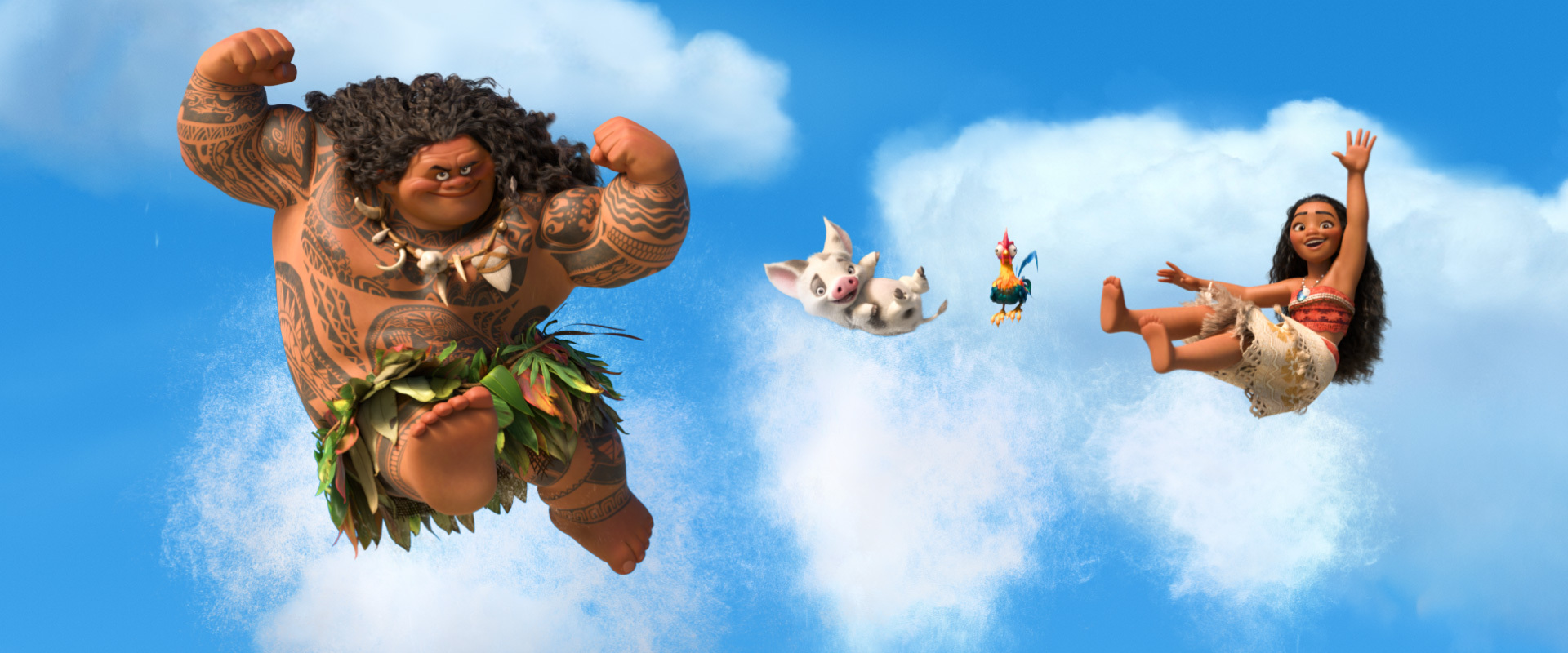 Box Office: 'Moana' Coasts to Shore at Number One