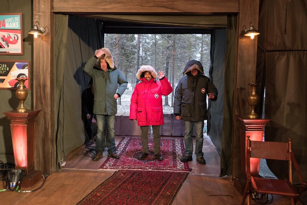 'The Grand Tour: Happy Finnish Christmas' – Festive Flourish
