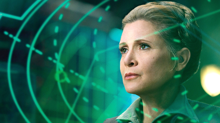 Carrie Fisher, Princess Leia of 'Star Wars', Dies at 60