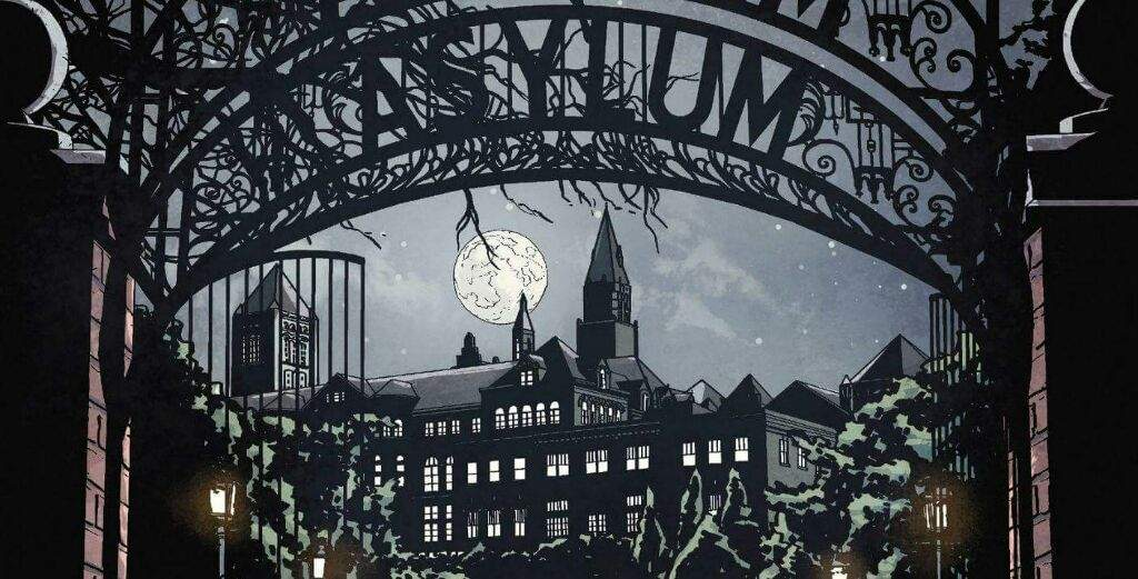 Arkham Asylum May Appear in 'Justice League'