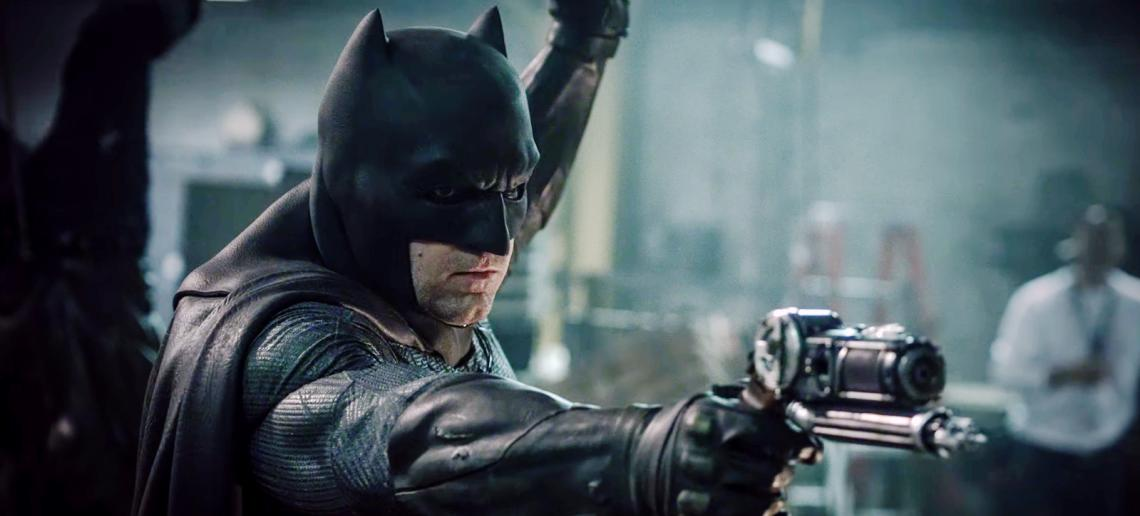 Ben Affleck Reassures He's Directing Batman Film