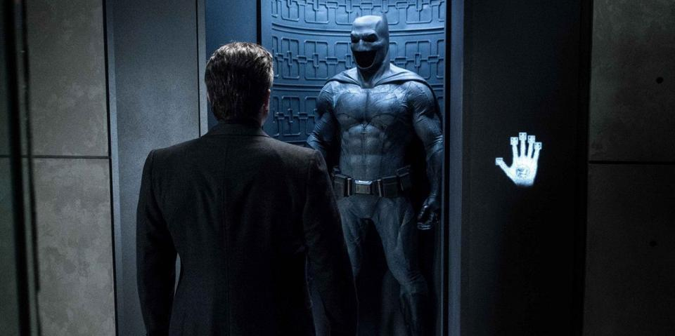 Rumor: Ben Affleck is Staying On as Batman for the DCEU
