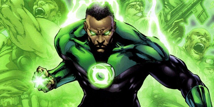 Zack Snyder Reveals His Original Choice for Green Lantern John Stewart