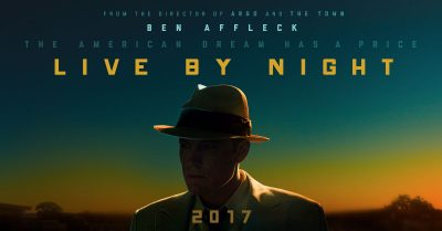 Ben Afffleck in Live by Night