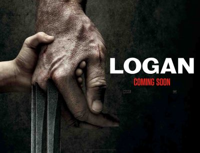 The poster for Logan