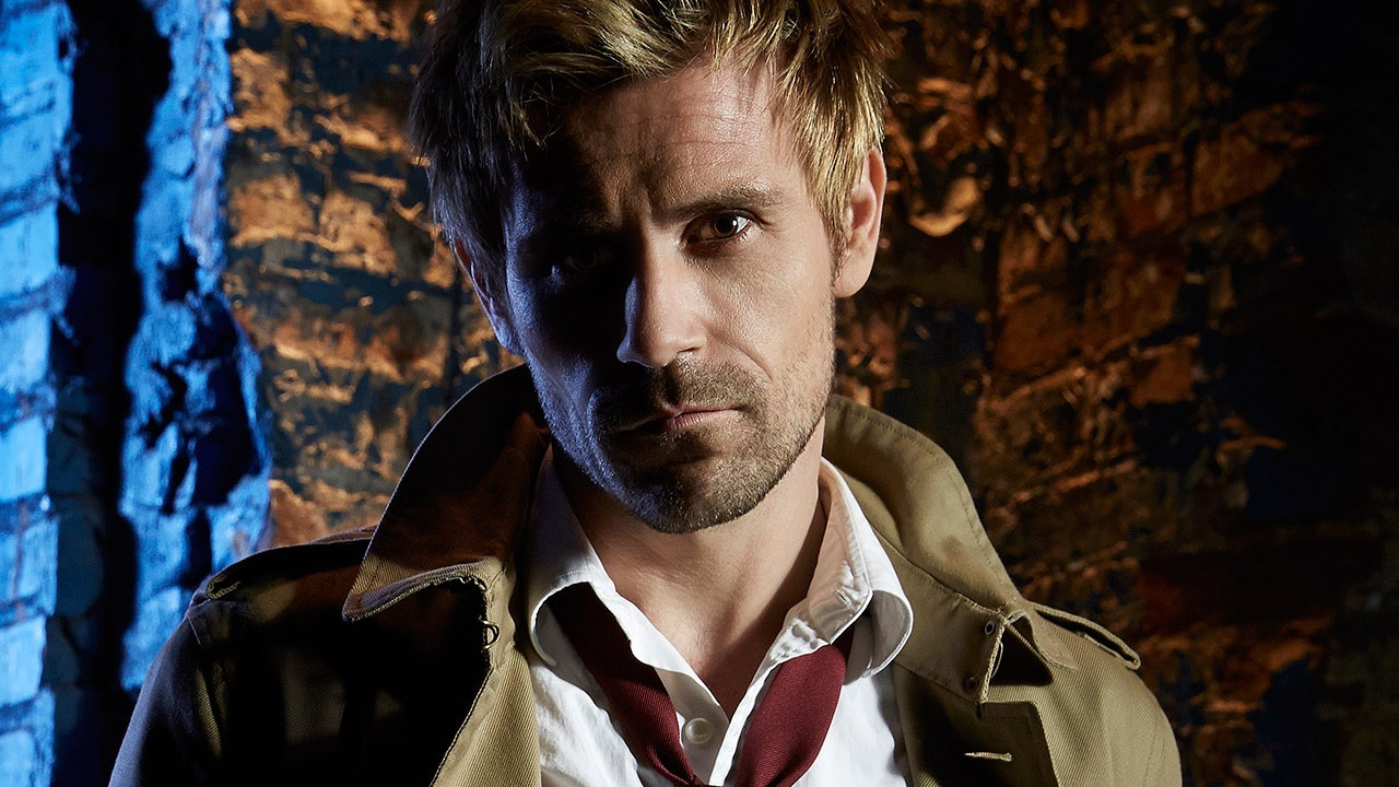 New Constantine Movie in the Works with J.J. Abrams