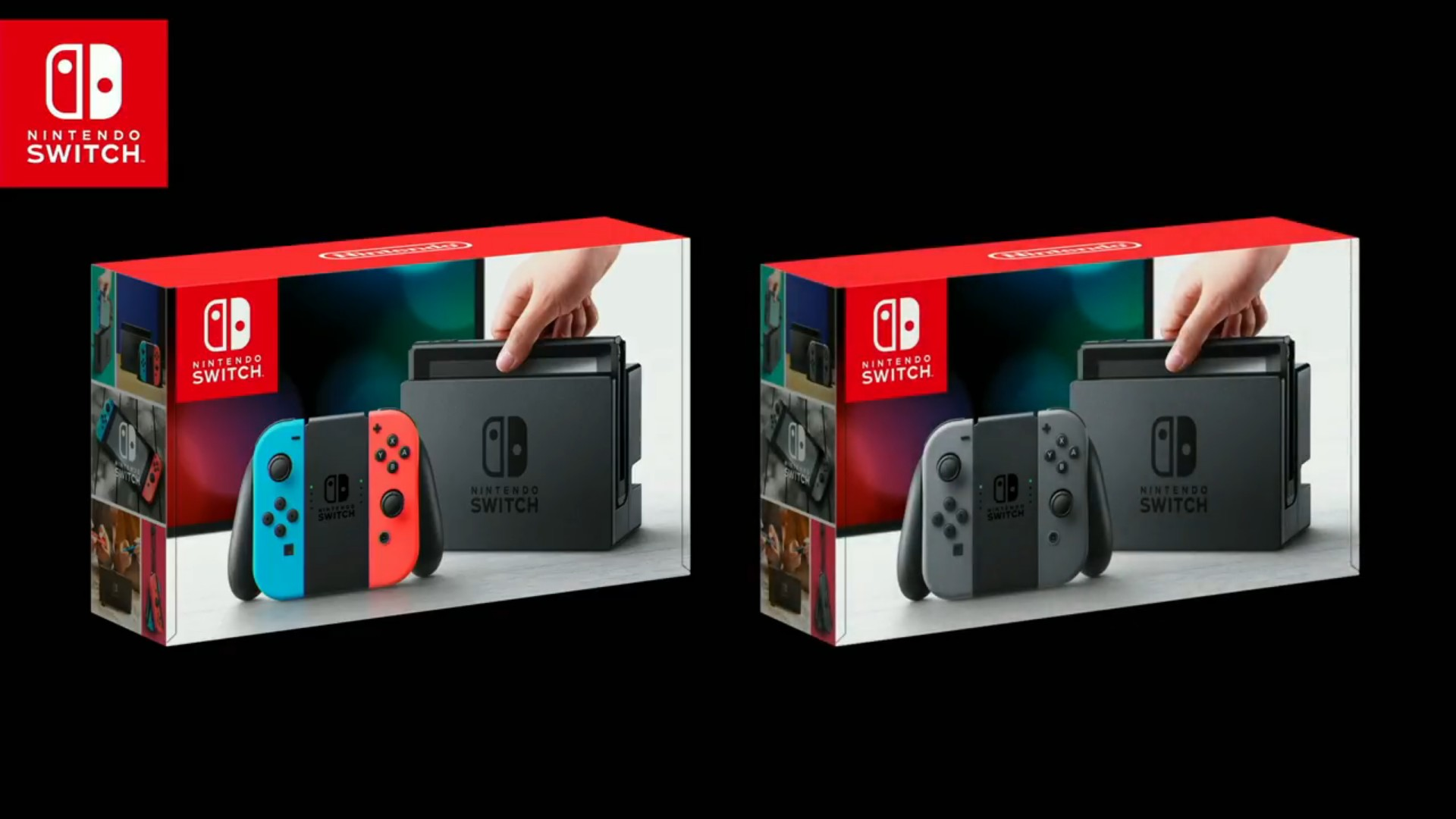 Nintendo Switch configurations