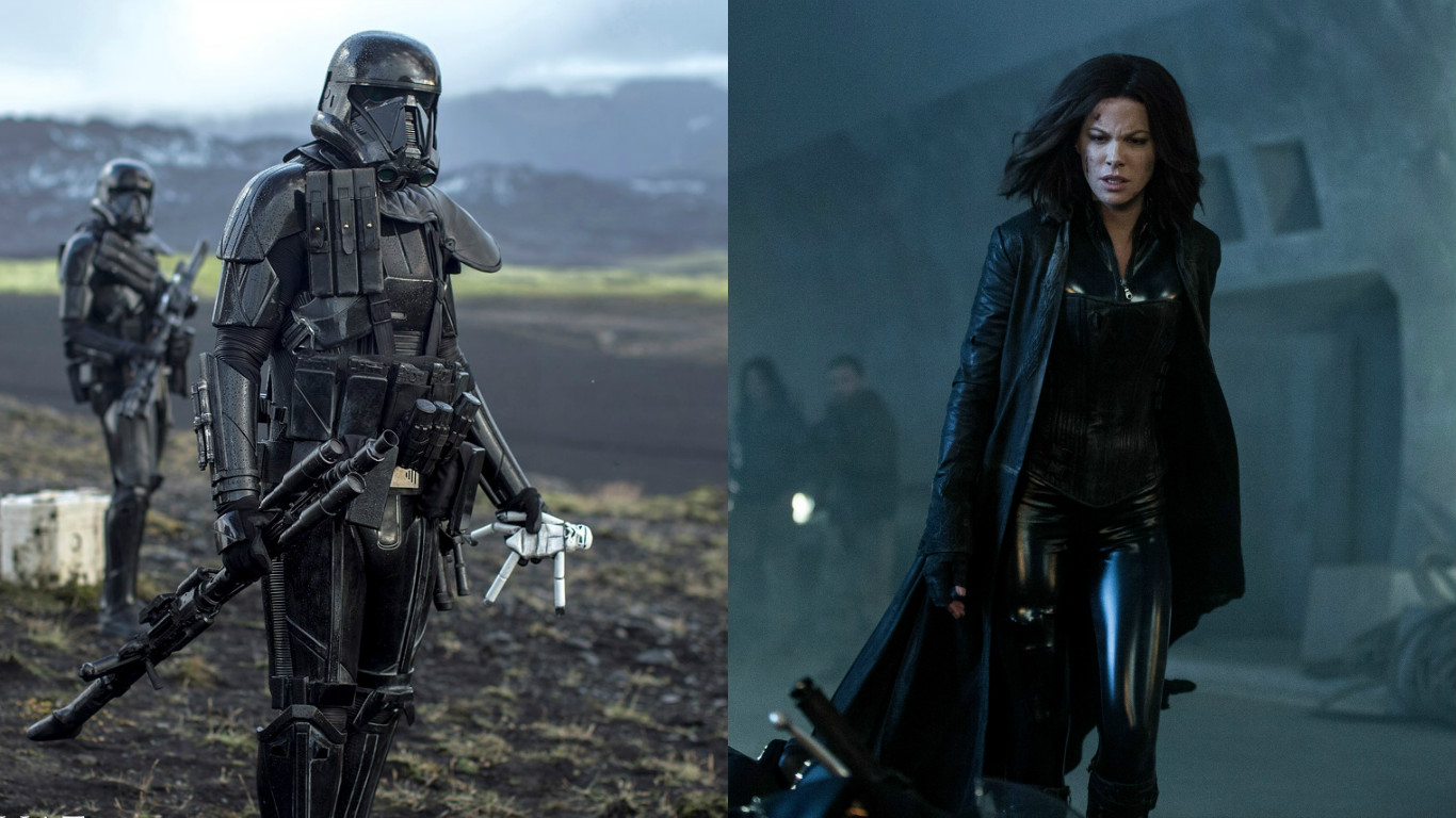 Box Office: 'Rogue One' to Fend Off 'Underworld: Blood Wars'