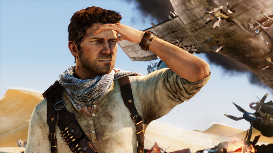 The 'Uncharted' Film Script is Complete