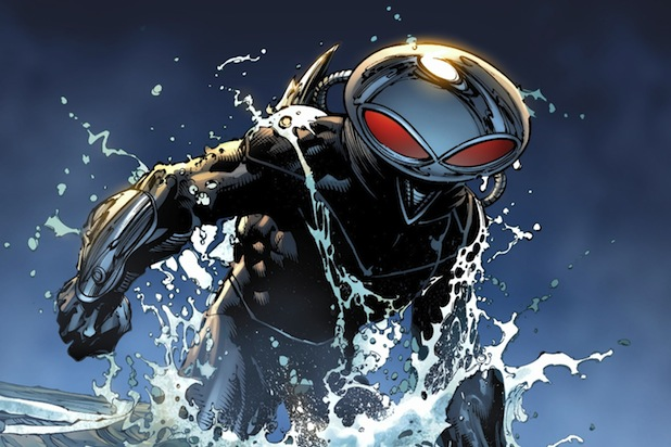 'Aquaman' Casts Nemesis Role Black Manta