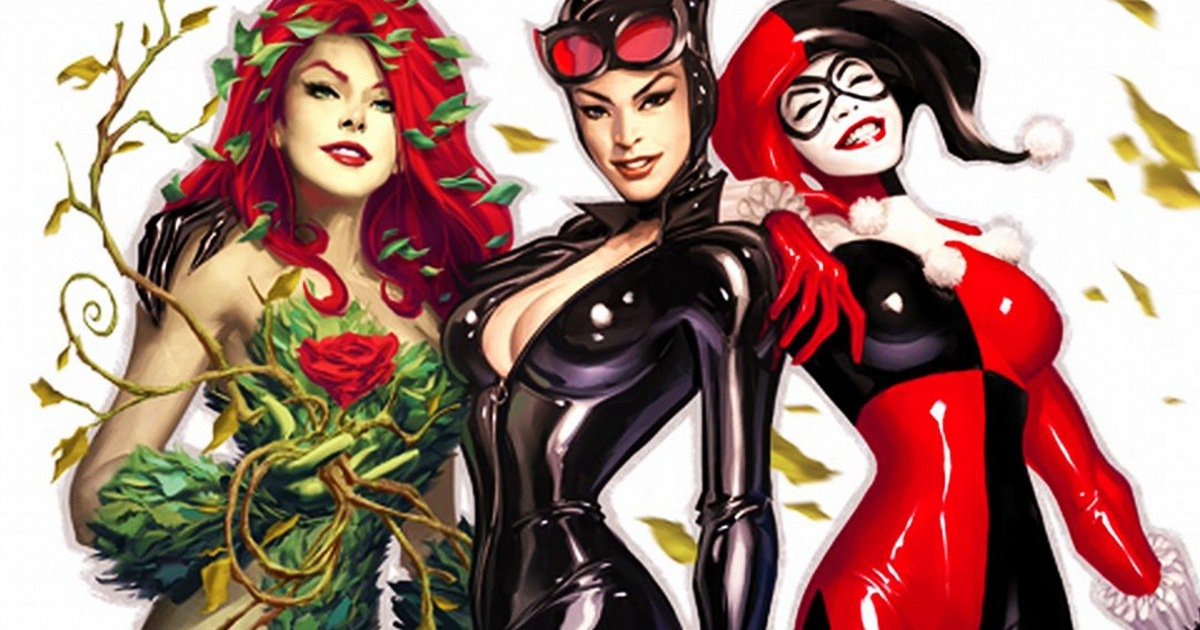 Characters We Want to See in 'Gotham City Sirens'