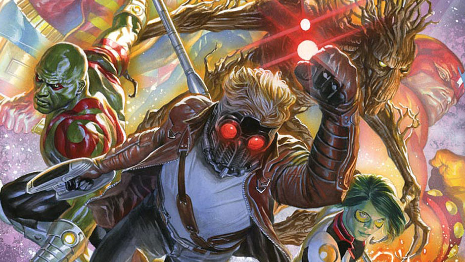 Plot Details for Telltale's 'Guardians of the Galaxy' Emerge