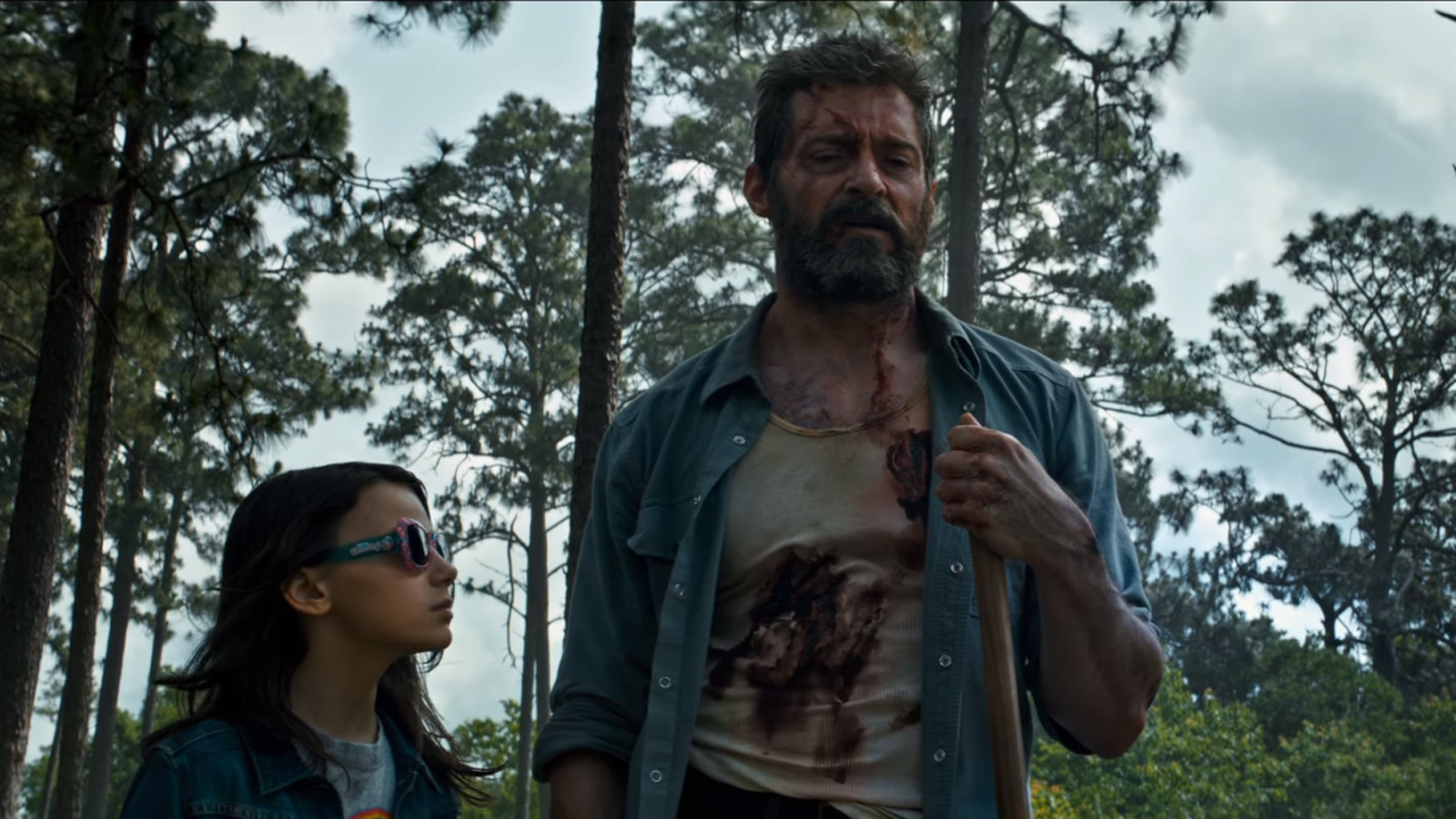 Hugh Jackman Shares Wolverine Throwback on Logan Anniversary