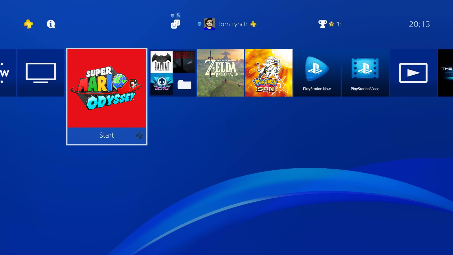 ps4, nintendo games, switch