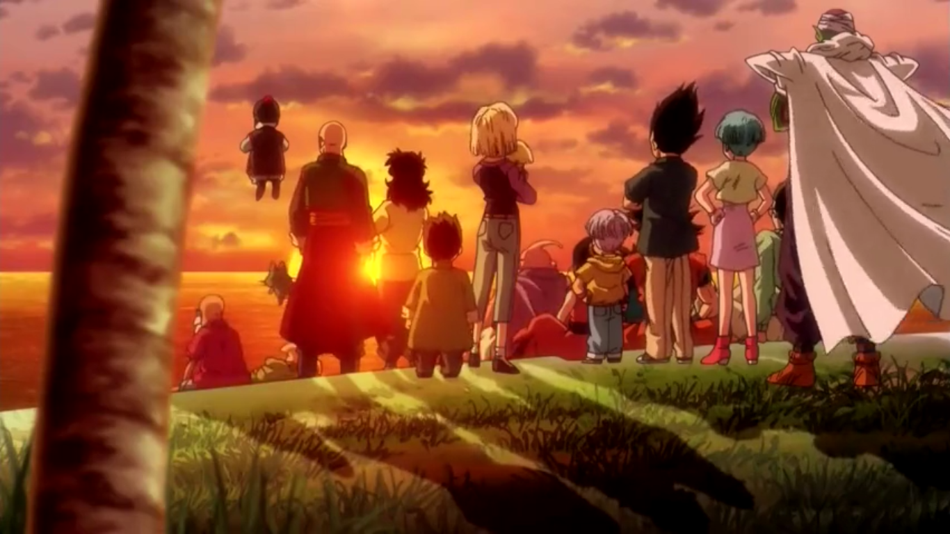 'Dragon Ball Super: A Peacetime Reward' Review