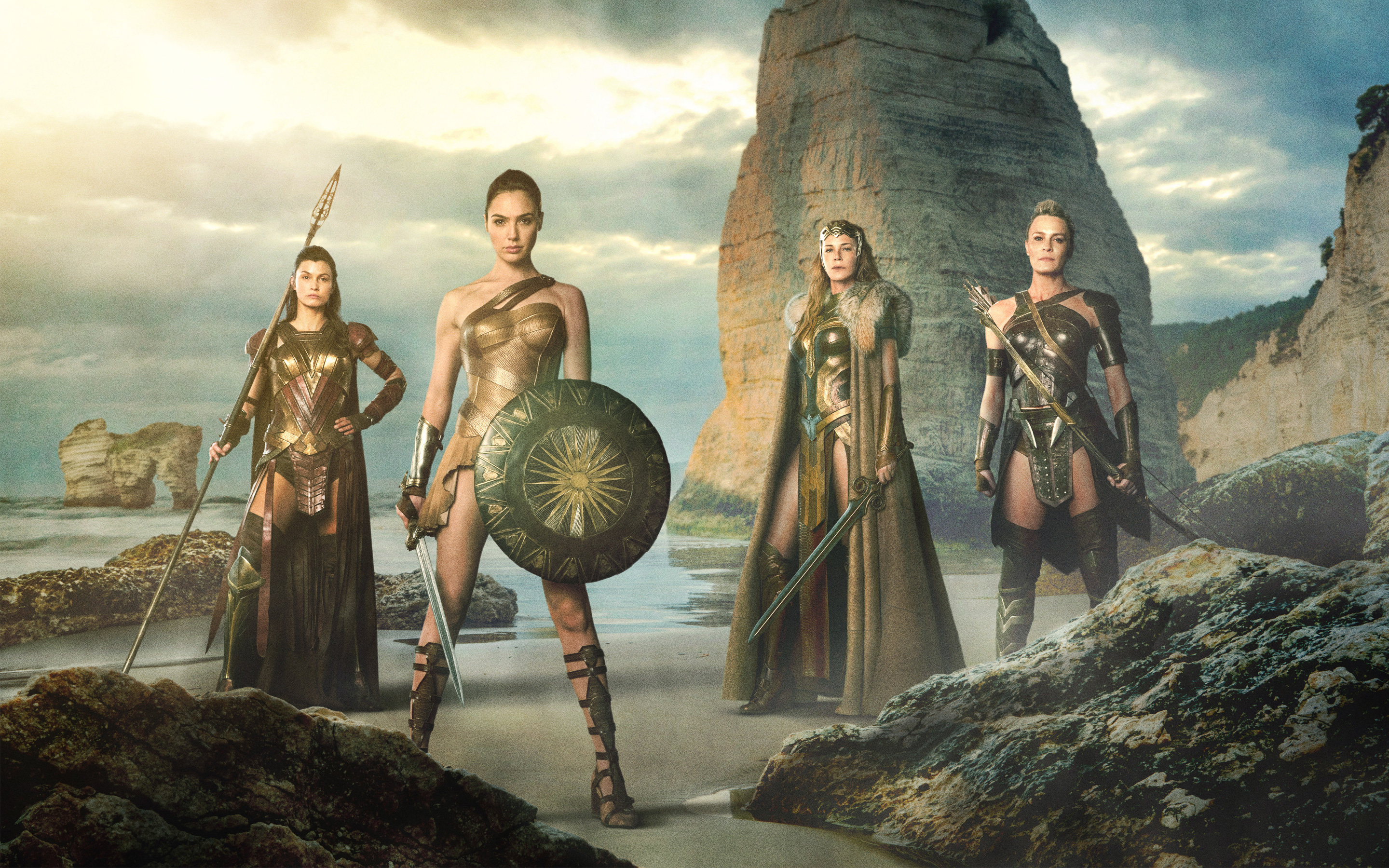 Wonder Woman Director to Produce Spinoff Starring the Amazons