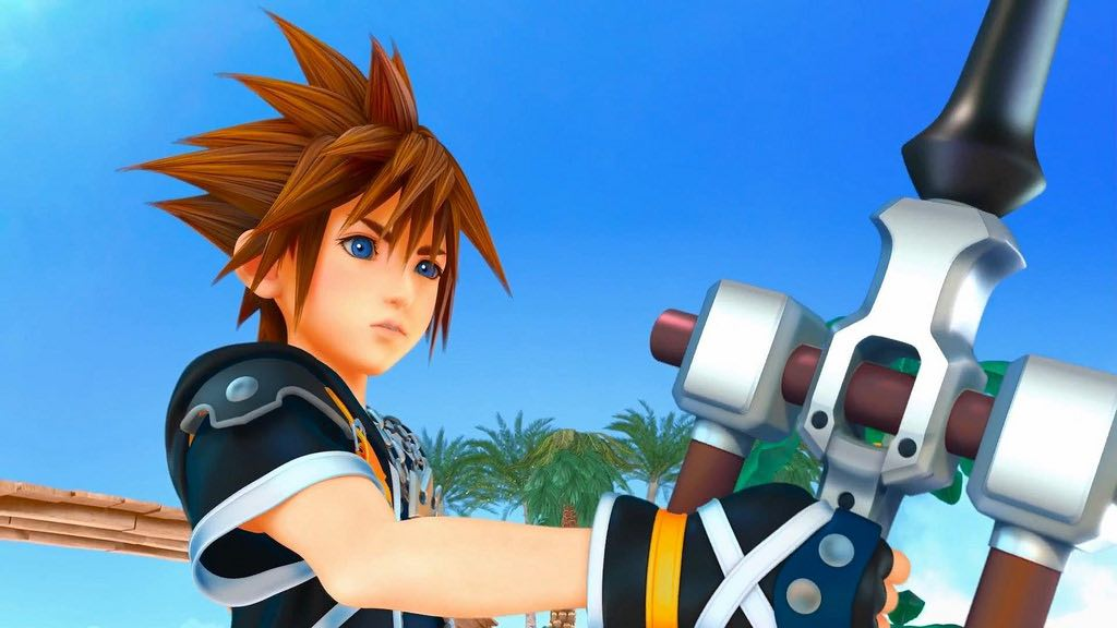 Take a Look at This New Glimpse of 'Kingdom Hearts III'