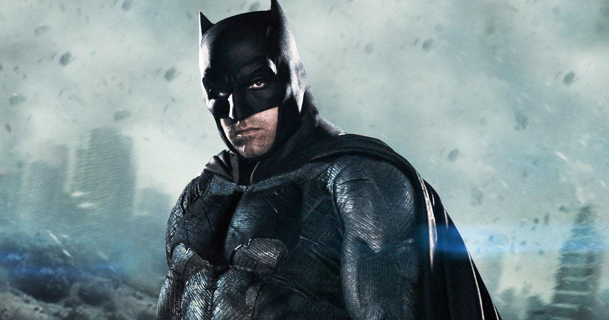 'Batman v Superman' & 'Argo' Scribe Has Rewritten Batman Script