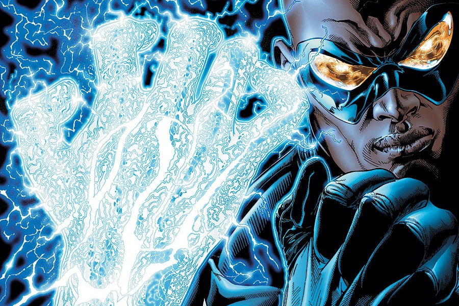 Update: 'Black Lightning' Finds a Home on The CW