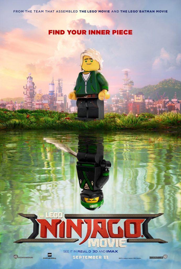 ninjago, lego, the lego ninjago movie, dave franco, green ninja, warner bros. pictures, warner bros., the lego movie, the lego batman movie, the lego movie 2