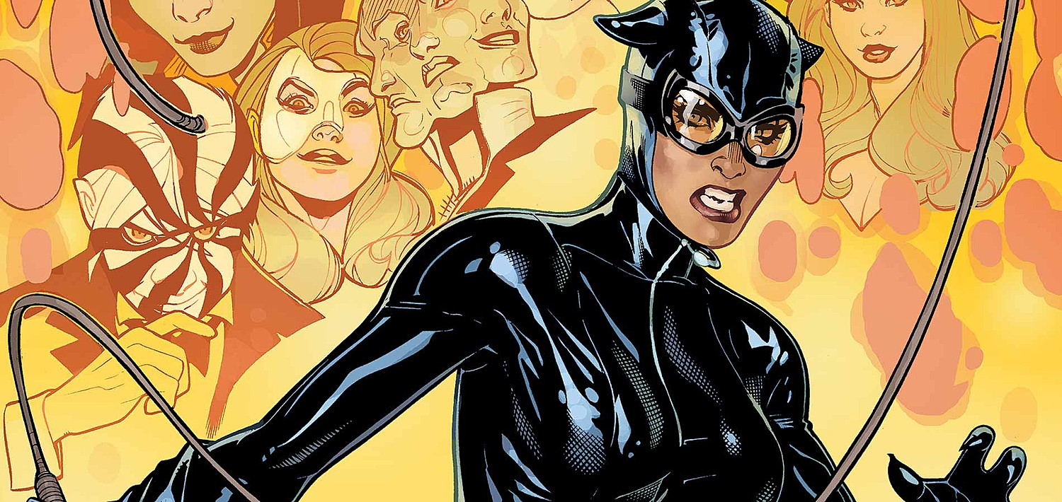 'Injustice 2' Here Come the Girls Trailer Confirms Cheetah & Catwoman