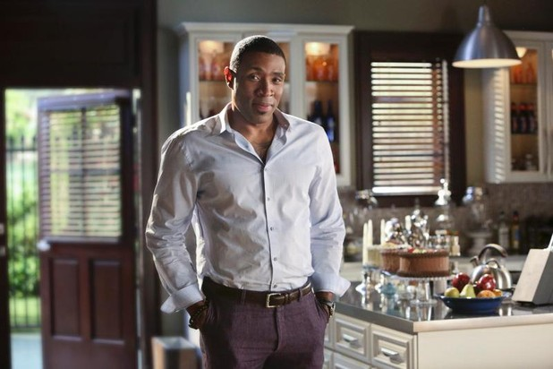 Cress Williams in Hart of Dixie
