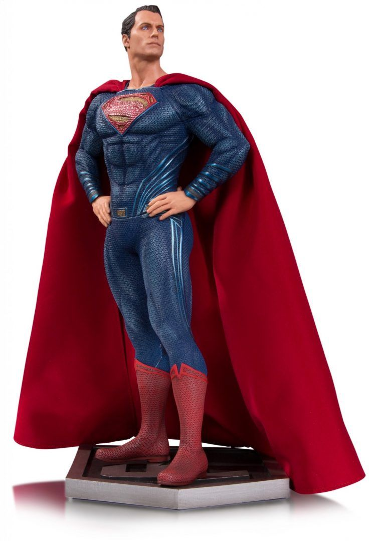 DC Collectibles Justice League statue Superman