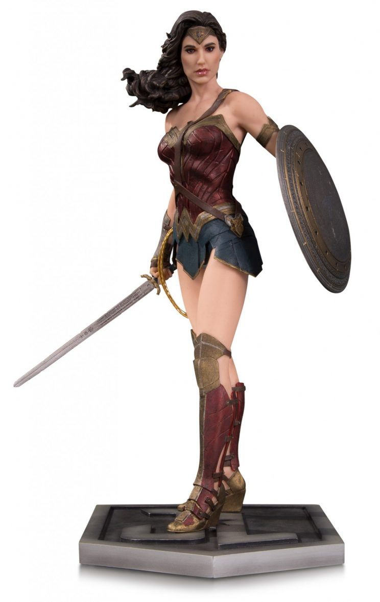 DC Collectibles Justice League statue Wonder Woman