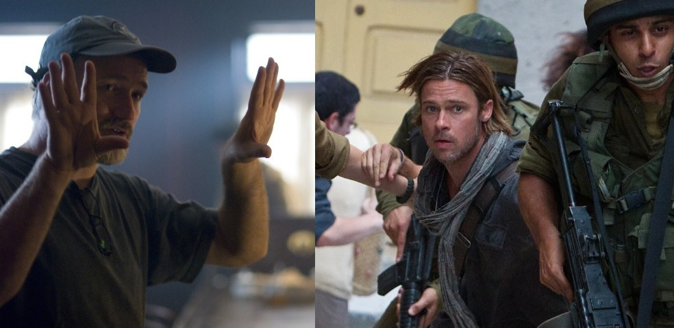 Fincher Could Direct 'World War Z' Sequel