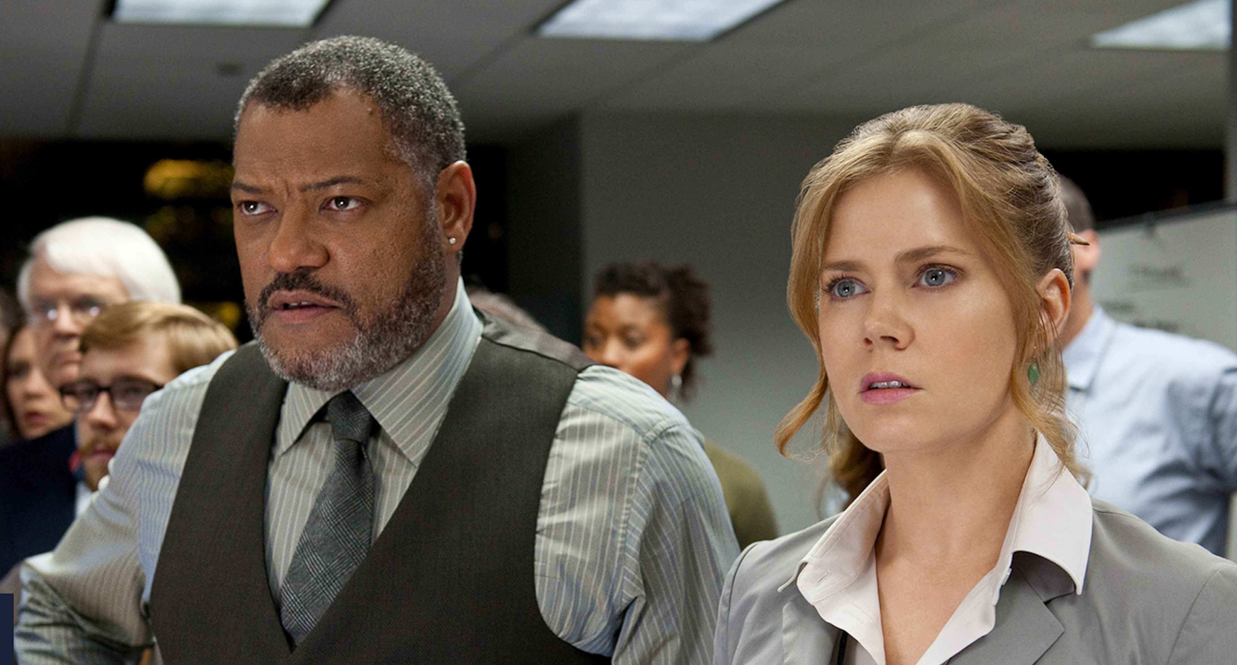 Laurence Fishburne Confirms No Perry White in 'Justice League'