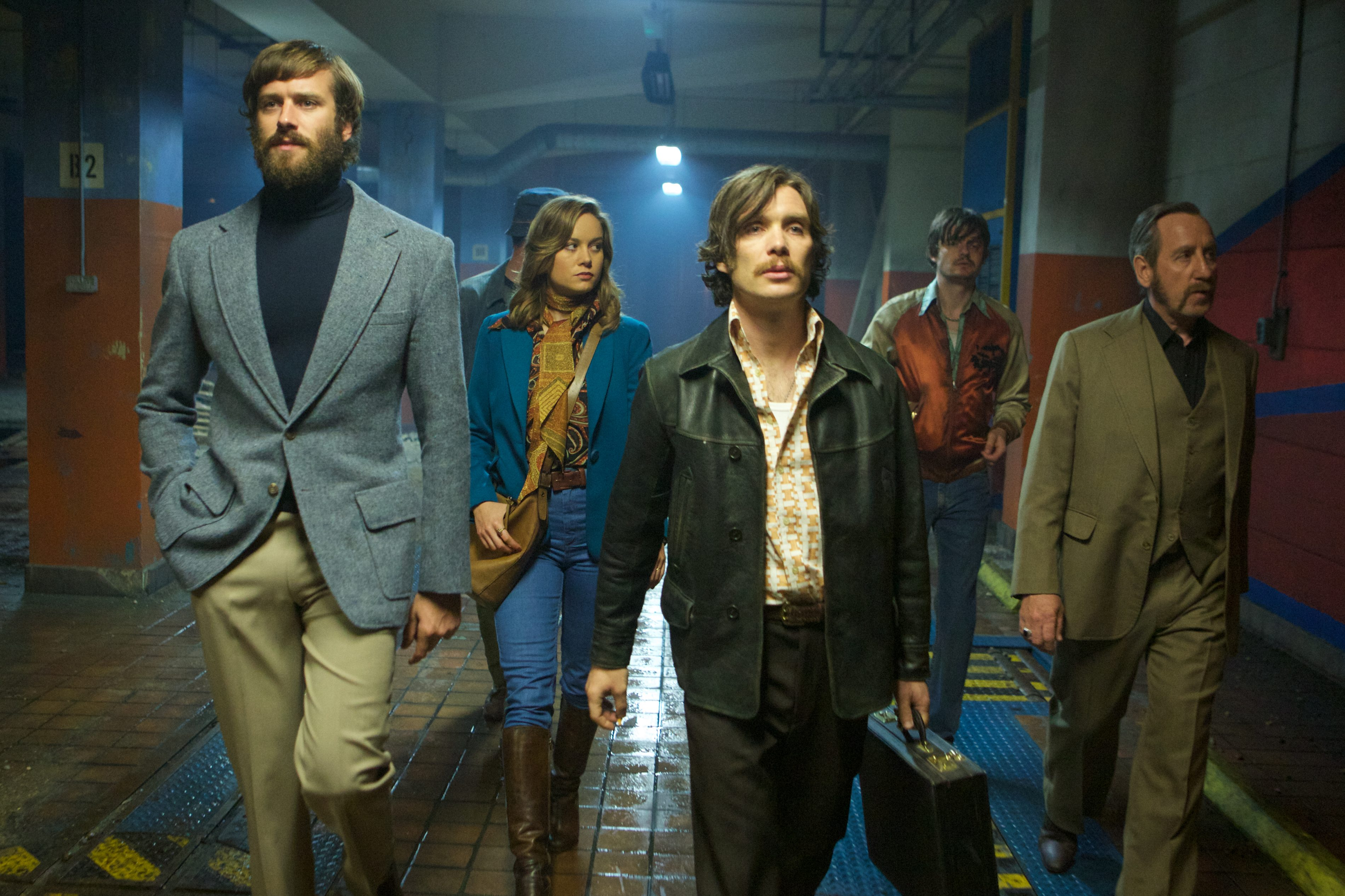 Review: Bullets and One-Liners Rain Down in Ben Wheatley's 'Free Fire'