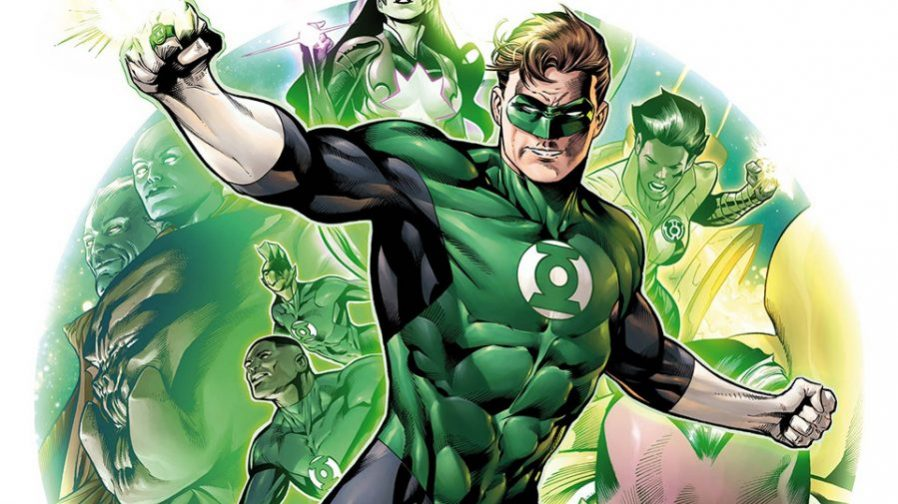 [Redacted] of the Green Lantern Corps Allegedly Appearing in 'Justice League'