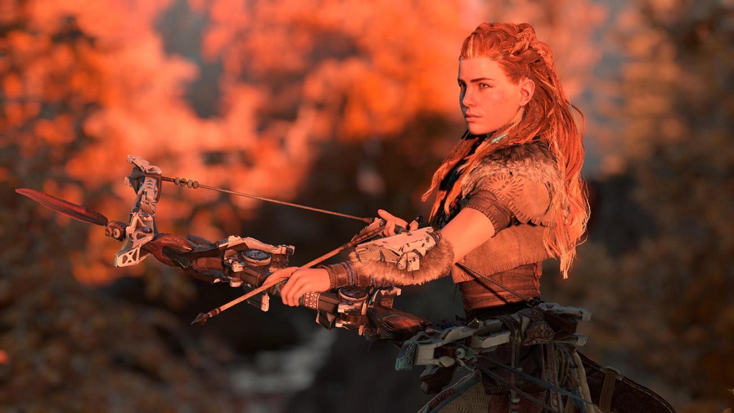 'Horizon Zero Dawn': Aloy May Be the Next PlayStation Icon