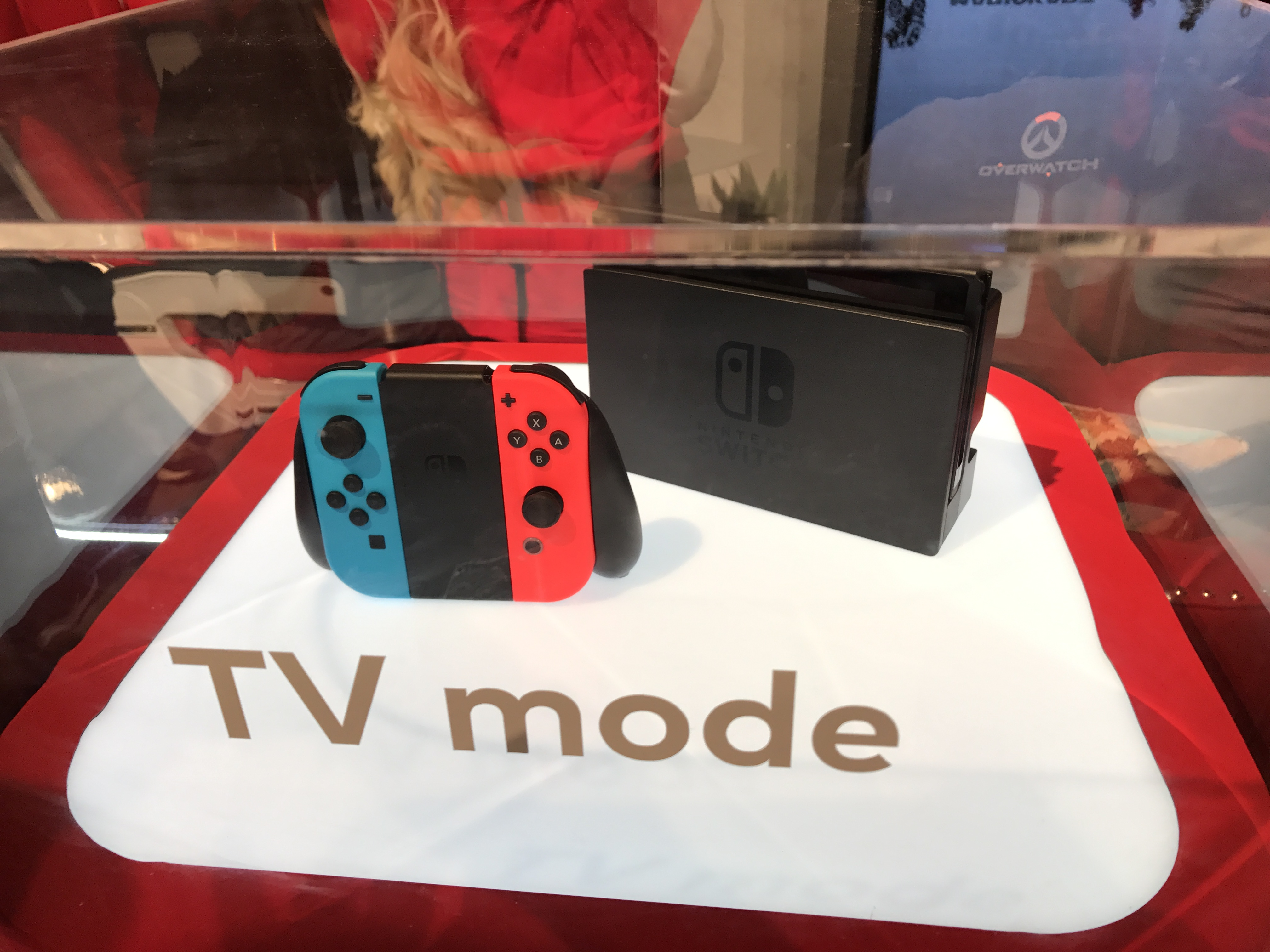 Hands-On: Our Time with the Nintendo Switch