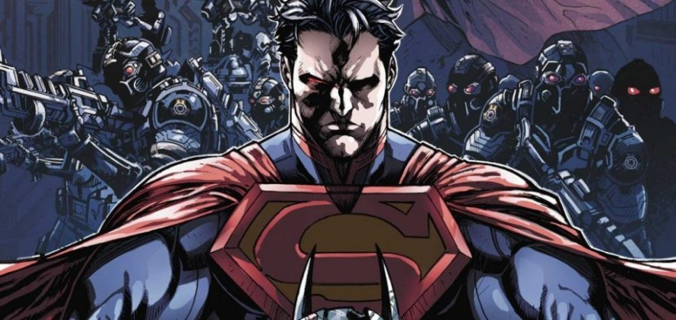 New 'Injustice 2' Story Trailer Teases Superman's Rise to Power