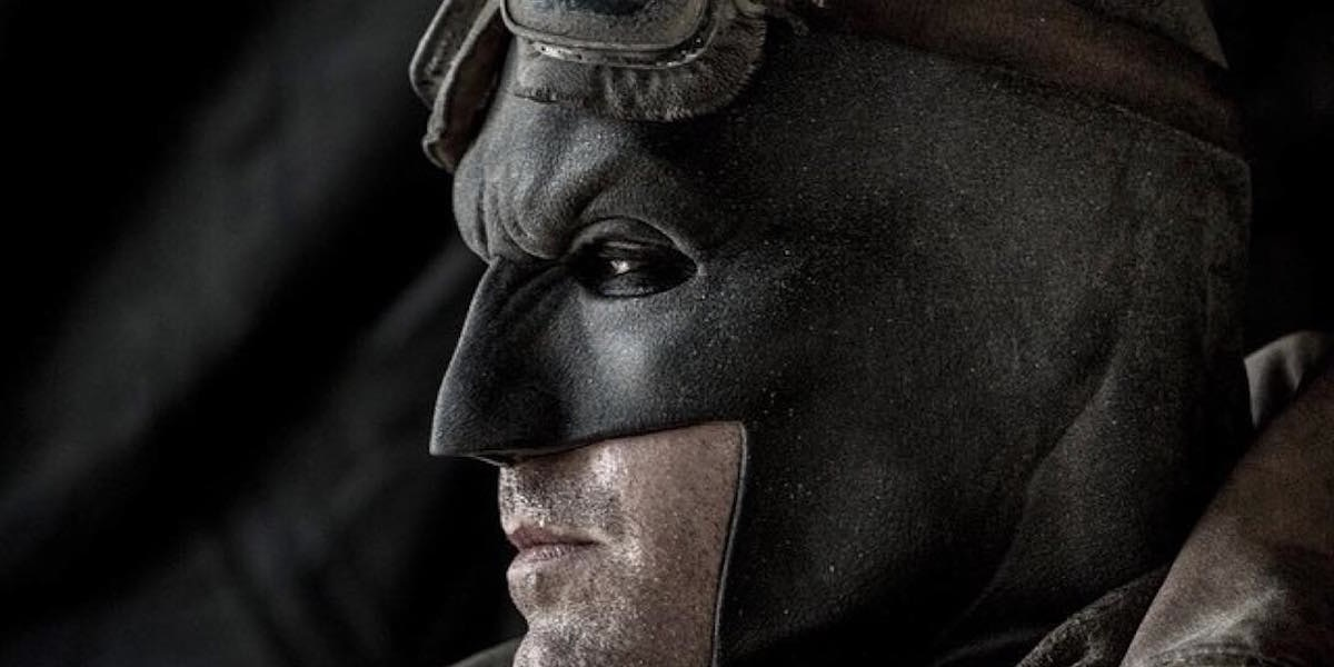 "Affleck & WB Reportedly ""Very Happy"" with New Batman Script"
