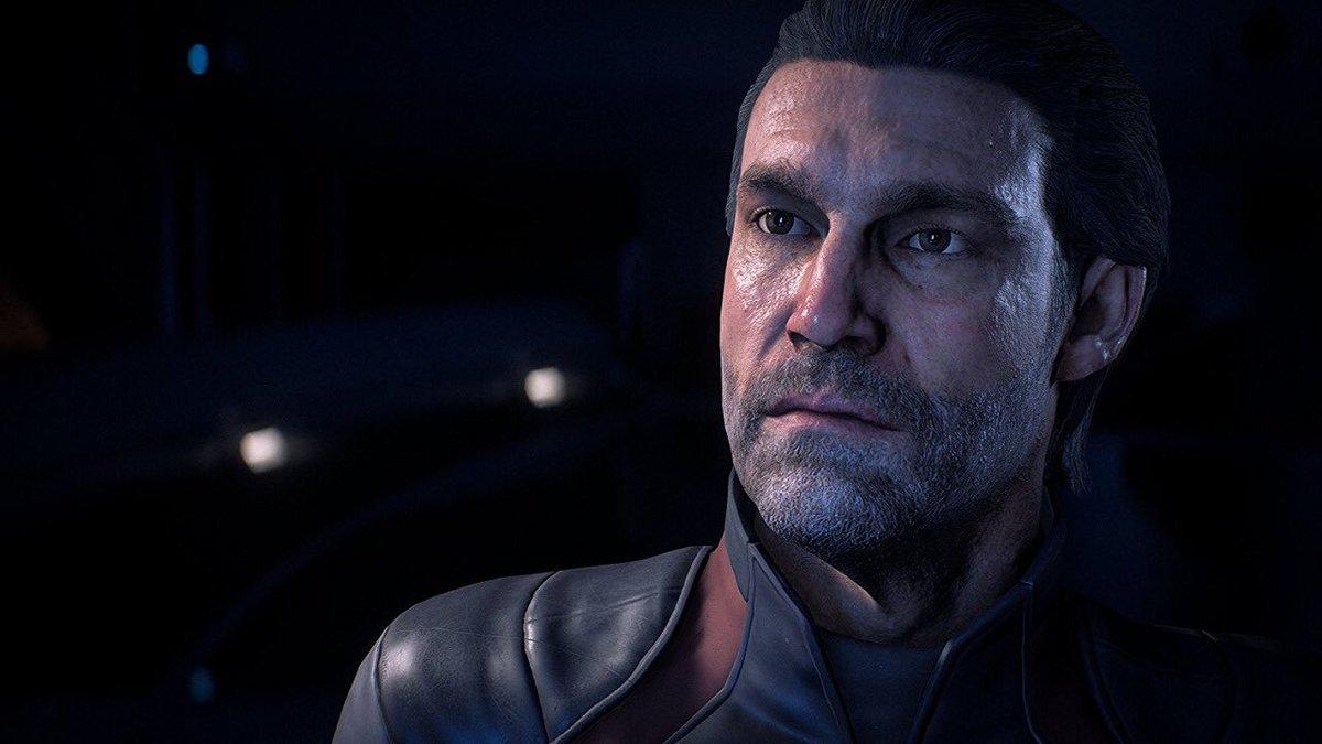 Mass-Effect-Andromeda Alec Ryder