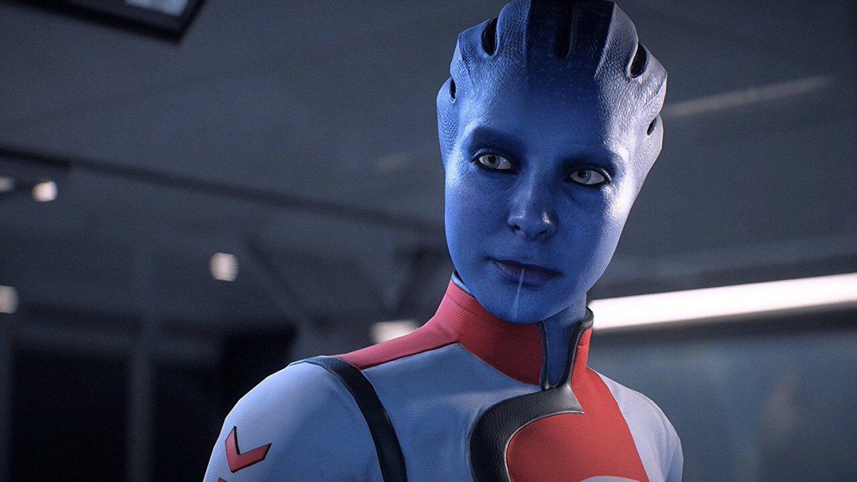 Mass-Effect-Andromeda Asari