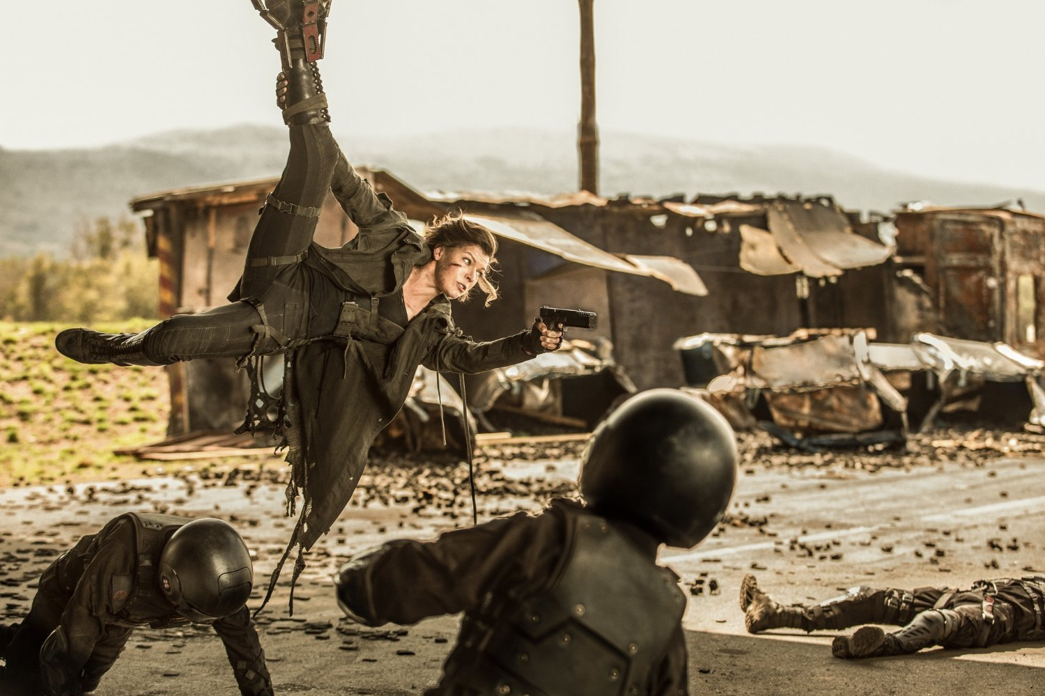 Has 'Resident Evil' Saved the Best For Last?
