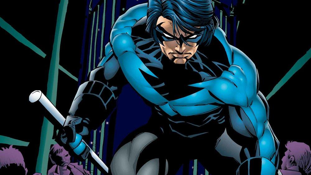 'Lego Batman Movie' Director Bringing Nightwing to the DCEU
